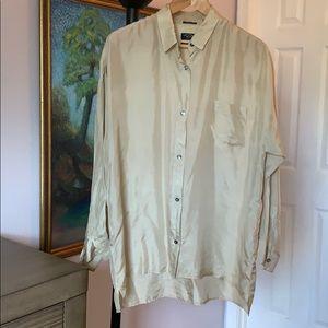 Paul Shark Silk blouse